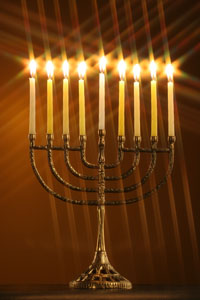 In addition chanukah is linked with the custom of children playing a