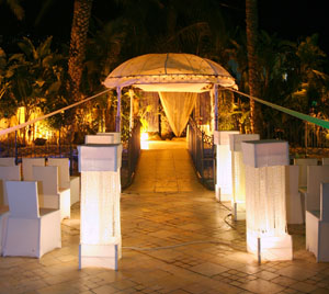 Traditional Jewish Chuppah